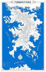 Middarmark - Map